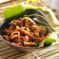 photo recette Poulet aux pousses de bambou