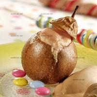 photo recette Poires au carambar