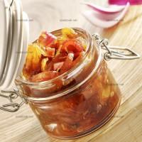 photo recette Chutney de pommes aux nectarines