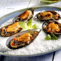 photo recette Moules de méditerrannée au pistou et la tomate