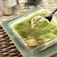 photo recette Douceur au thé vert