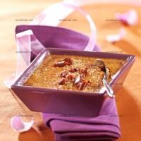 photo recette Crème caramel au carambar