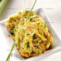 photo recette Criques de légumes