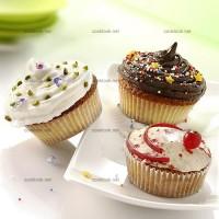 photo recette Les Cupcakes