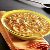 photo recette Soupe de courge au gingembre