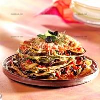 photo recette Lasagnes provençales