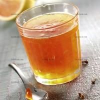photo recette Gourmandise de pamplemousse au gingembre
