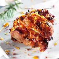 photo recette Jarret de veau aux agrumes