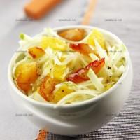 photo recette Salade de fenouils au haddock
