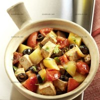 photo recette Tofu façon tajine