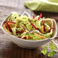 photo recette Printanière de chou vert